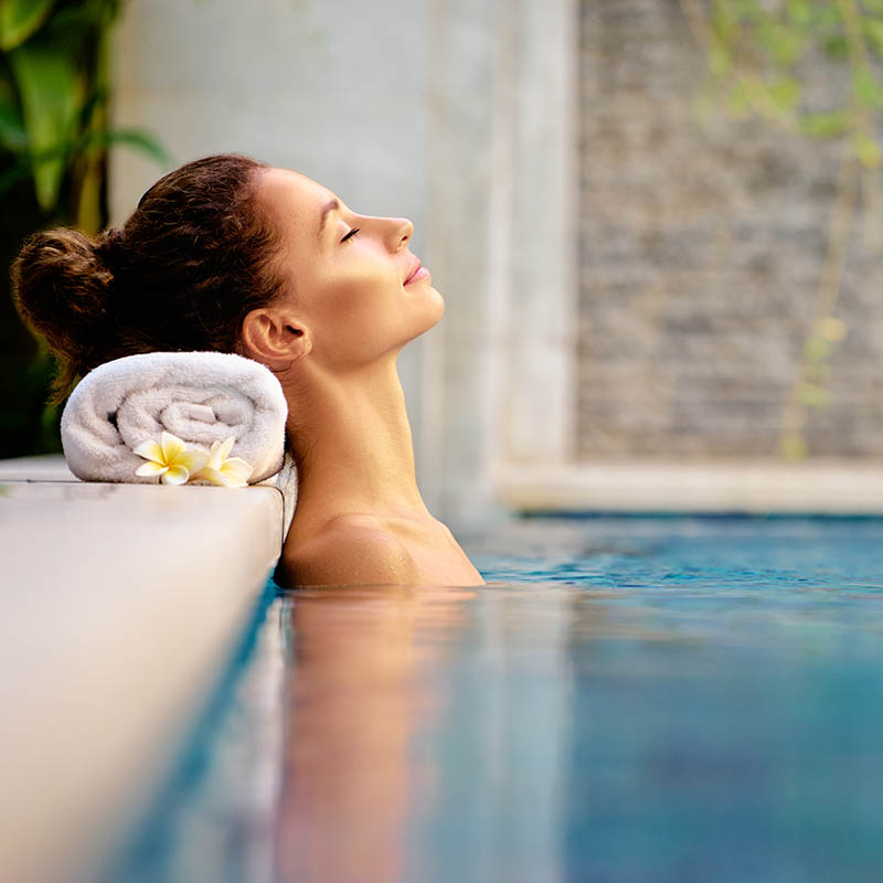 Piscine spa wellness - Baires Piscine