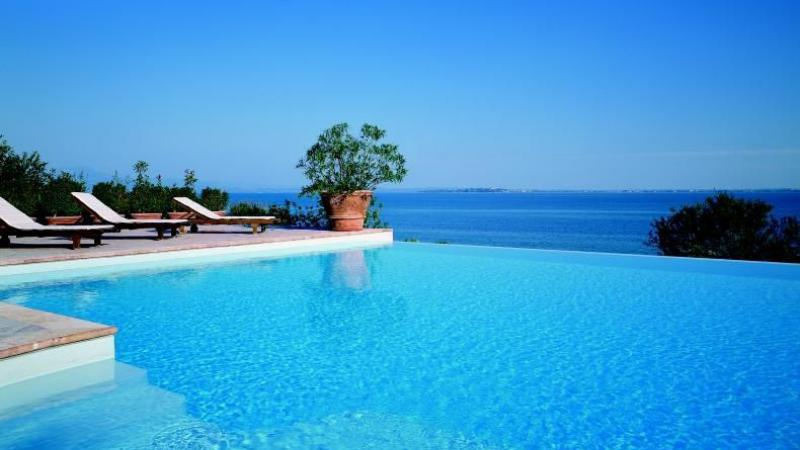This is the sea - Piscine a sfioro - Infinity pool